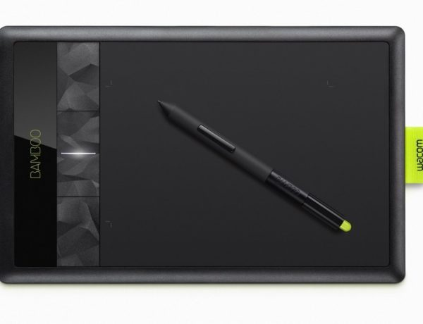 Wacom Bamboo Top View