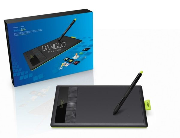 Wacom Bamboo Packaging