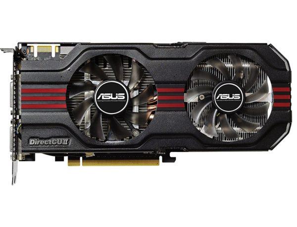 Asus nVIDIA 3D GeForce GTX 560 TI