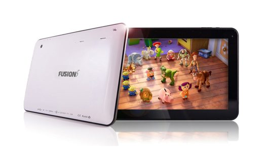 A1CS Fusion5 – an iPad for your kids?