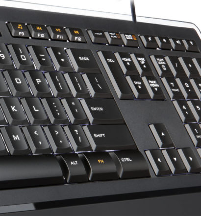 Logitech Illuminated Keyboard 2
