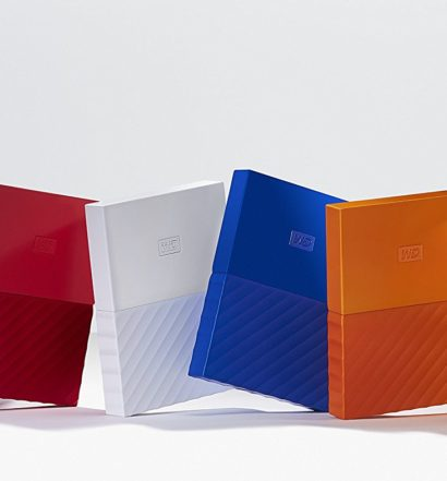 Western Digital My Passport Colours